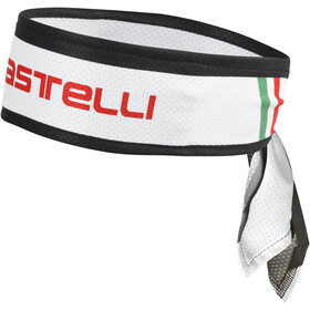 Castelli Headband white